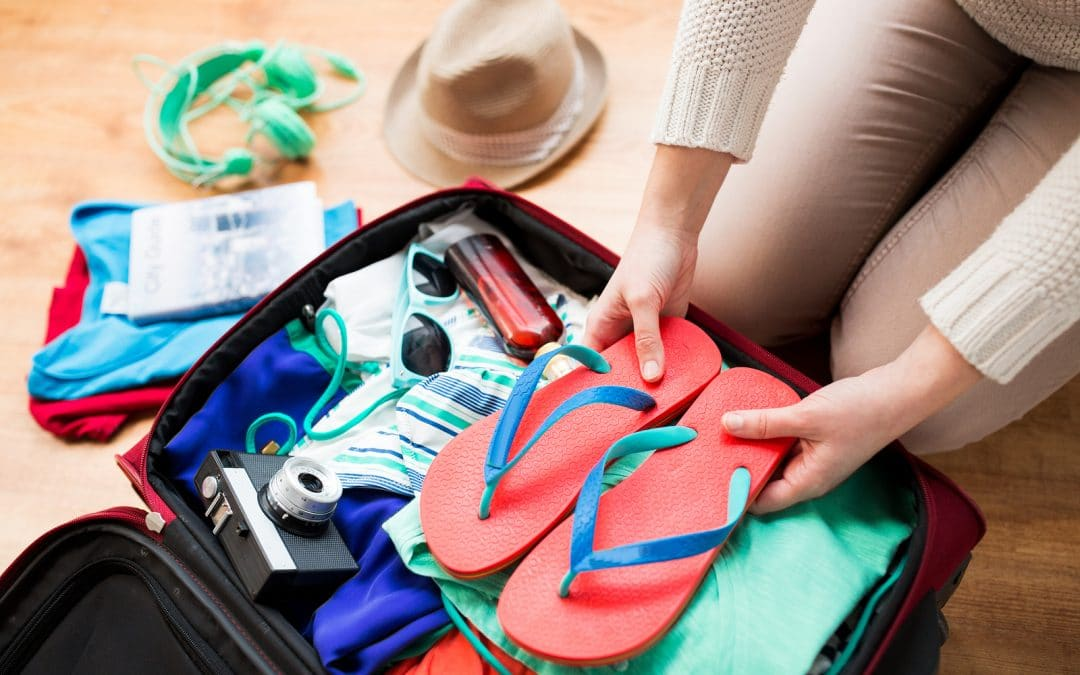 Grand Solmar Timeshare Offers Some Basic Packing Tips