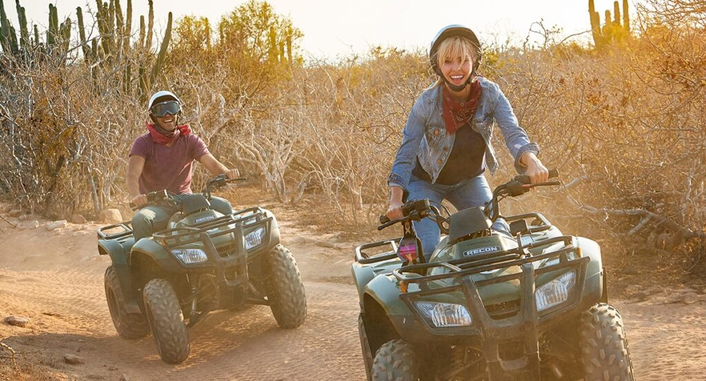 ATV tours in Cabo San Lucas